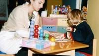 Zihinsel engelli çocuğu olan aileler