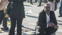Ankara'da bomba patladı