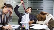 Stres ve iş ortamı