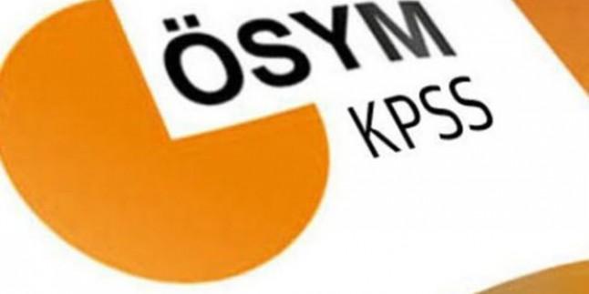 KPSS sonuçları ne zaman açıklanacak? ÖSYM Tarih verdi