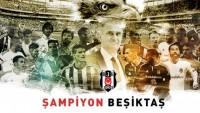 Spor Toto Süper Lig'in Şampiyonu Beşiktaş